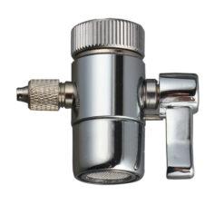 prepínací ventil na vodovodnú batériu