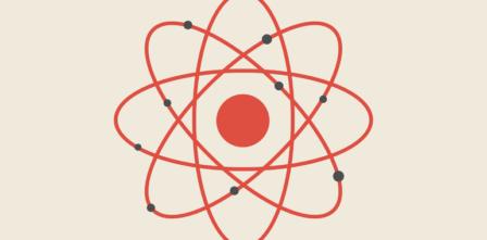 obrázok atómu