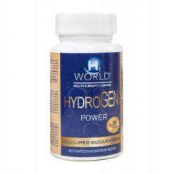molekulárny vodík v tabletách HydroGEN Power
